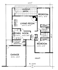 1300 sq ft single floor house plans amazing adobe southwestern style house plan 2 beds 2