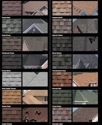 Roofs Stylish Owens Corning Shingle Colors For Accurate
