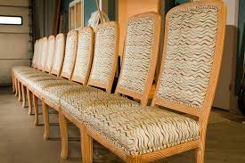 stunning best upholstery fabric for dining room chairs