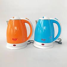 Sản phẩm mới nóng mới bay 2 lít ấm đun nước điện chống khô ấm đun nước điện  gia dụng bếp nhỏ ấm điện siêu điện nấu thuốc | Tàu Tốc Hành