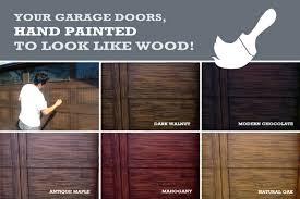 terrific best paint for metal garage door garage door paint a metal garage door to look