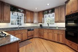 Medium Oak Kitchen Cabinets Design800600 Kitchen With Wood Cabinets Pictures Of Kitchens