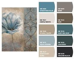 paint colors for home color palette