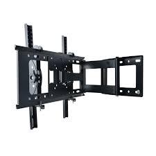 sunydeal tv wall mount swivel articulating tilt bracket for sharp sharp 50 inch class aquos 4k