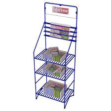 newspaper rack 1. Modren Rack Newspaper Rack 3D Model On Rack 1