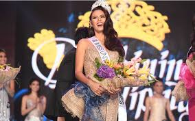 Miss Universe 2018 Crown Design Binibining Pilipinas Home Catriona Gray Is The Miss