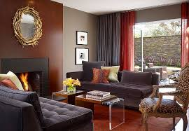 Red And Gray Living Room Ideas Dgmagnetscom. View Larger