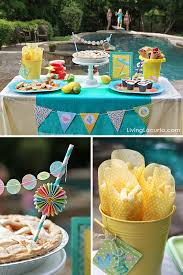 pool party ideas dessert table fun food party printables by amy locurto livinglocurto