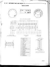 yj instrument cluster manual 1994 jeep wrangler wire diagram 1994 Jeep Wrangler Wiring Diagram #38