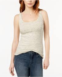Maison Jules Size Chart Fitted Tank Top Created For Macys