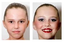 a tutorial for young dancers to help learn how to apply se makeup