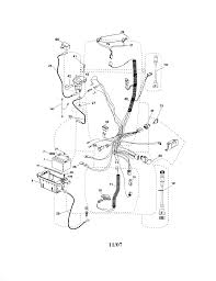 Craftsman model 917287480 lawn tractor genuine parts rh searspartsdirect craftsman riding mower motor parts craftsman lt2000 riding mower parts diagram