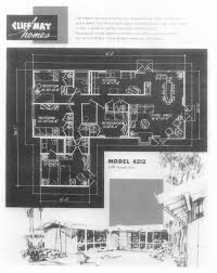 cliff may floor plans unique 107 best mid century cliff may homes images on of
