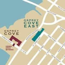 osprey cove apartments map secaucus new jersey