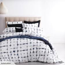 kobe indigo super king bed quilt cover set by royal doulton australian size trade me