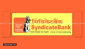 Syndicate Bank Rbi Imposes Monetary Penalty On Syndicate Bank Taxscan