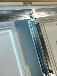 garage door reinforcement bracket horizontal garage door opener reinforcement u bar strut brace garage door operator garage door reinforcement
