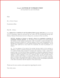 Luxury Cover Letter Intro Formal Letter
