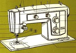 Kenmore Sewing Machine Model 158 Free Manual