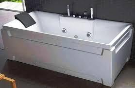 how big is a standard bathtub