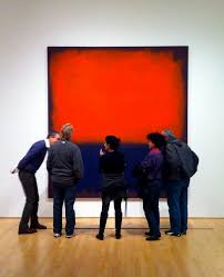 rothko rothko be still our beating hearts come hear about rothko s no 14 from our painting conservator paula de cristofaro tonight at image sfmoma