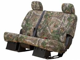 covercraft carhartt 40 60 green camo seat covers