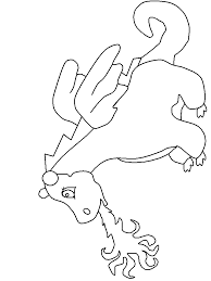 Dragon Coloring Pages Samples