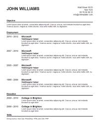 Resume Objective Or Profile Best Of 6 Personal Profile Examples For