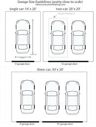 1 car garage sizes best ideas about standard garage door sizes on standard one car garage