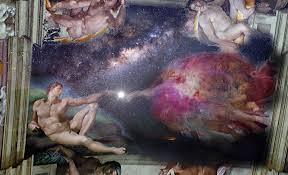 watch danny wilten michelangelo paints the orion nebula in creation of ada