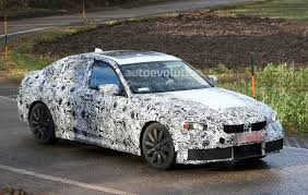 2018 bmw g20. perfect g20 seventh generation 2018 bmw 3 series spied testing code named g20 it will  be launched by next year and bmw g20