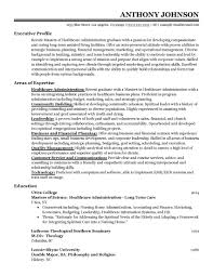 Resume Templates For Doctors Resume Examples For Administrative Positions Free Download 18