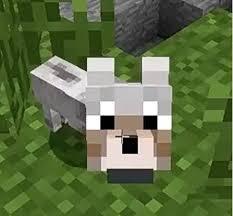 baby wolf minecraft. Exellent Minecraft Baby Wolf Image Inside Minecraft U