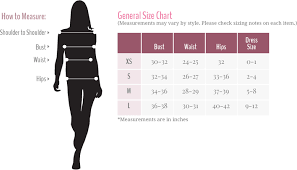 Size Chart Sold By Glam Rack On Storenvy