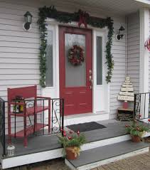 Home Decor Christmas For Front Porch Decorating Ideas