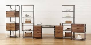crate and barrel office furniture. Modular Office Furniture Crate And Barrel Regarding Home Desk