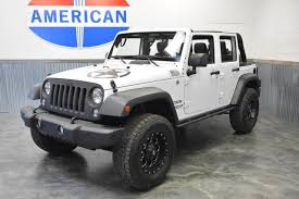 2018 bright white clearcoat jeep wrangler unlimited sport automatic suv 4x4 4 door