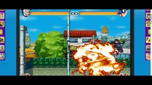 Obito level 2 và kĩ năng trong Bleach vs Naruto 2.6 - YouTube