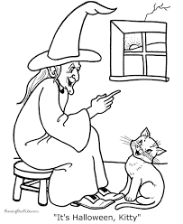 Small Picture 166 best Halloween Coloring Pages images on Pinterest Coloring