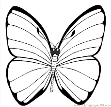 Small Picture Butterfly coloring pages Butterfly coloring pages for kids 13