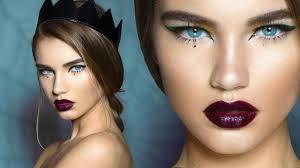 dark princess makeup tutorial