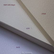 100 a4 sheets of card white ivory cream