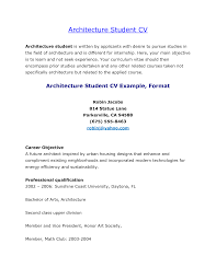 resume architect resume samples