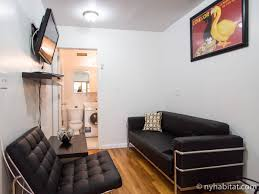 ... New York 1 Bedroom apartment - living room (NY-16625) photo 2 of ...