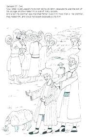 Joseph Coat Of Many Colors Coloring Page Coloring Coat Many Colors