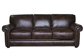 Pathfinder Leather Sofa