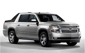 2018 Chevy Avalanche Concept Redesign - http://www.carmodels2017 ...