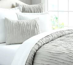 king duvet set intended for cover sham pottery barn plans 1 crate and barrel lindstrom throughout