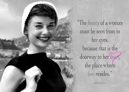 Audrey Hepburn Beauty Quote Best of Luxury Quotes About Beauty By Audrey Hepburn Padangsearch