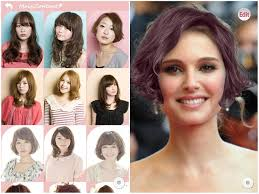Hairstyle Simulator App 4 top free hairstyle apps for iphone and android female 7705 by stevesalt.us